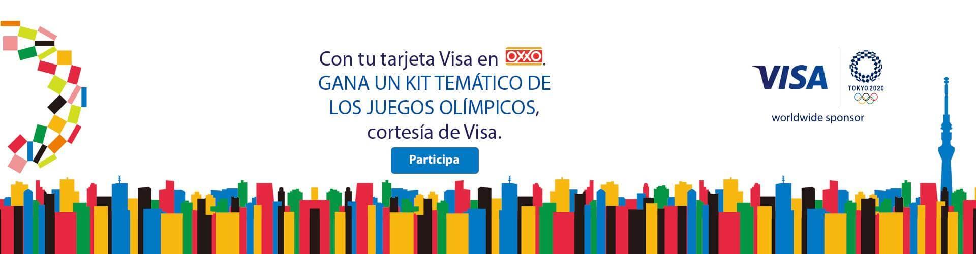 OXXO Cupones Visa P8 2021