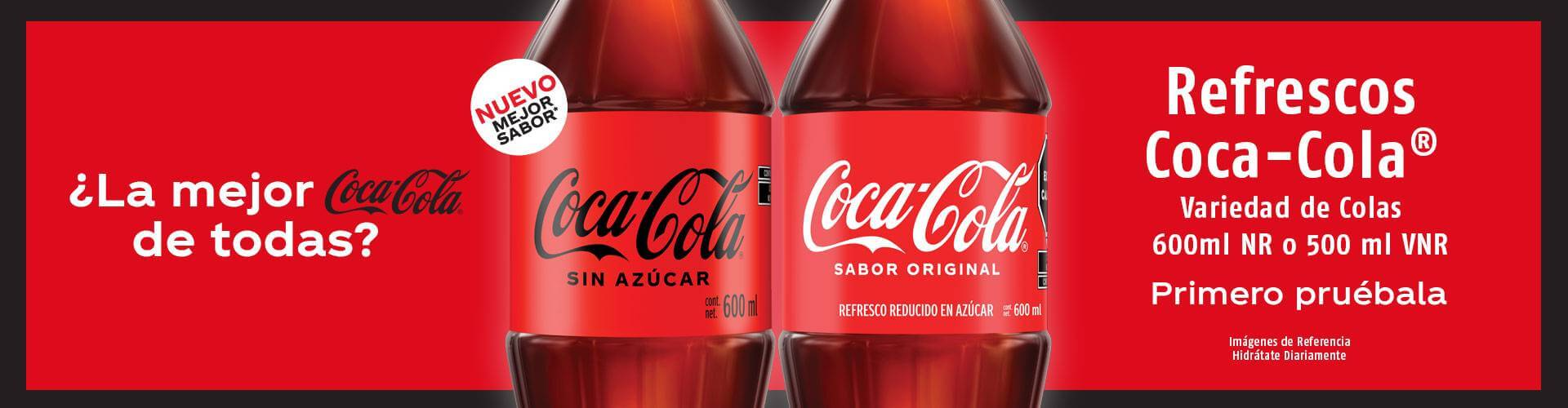 OXXO Home Coca Cola P8 2021