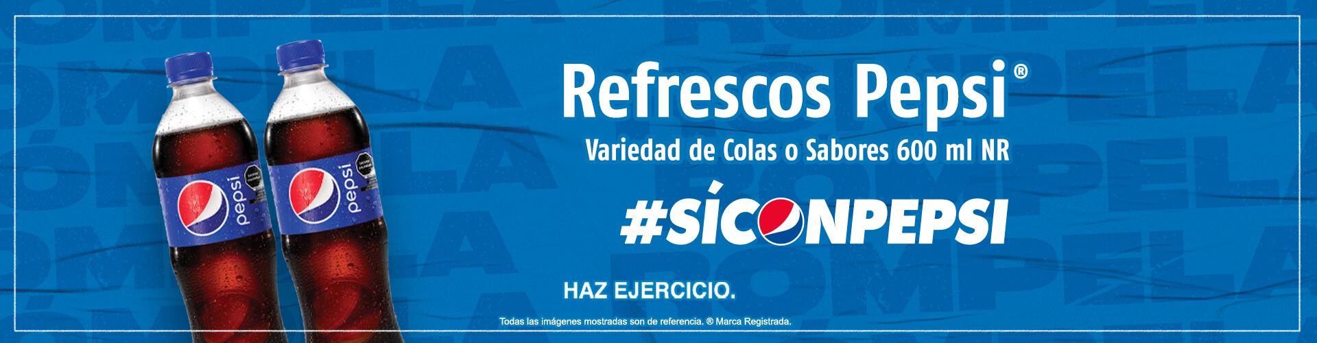OXXO Home Pepsi P5 2021
