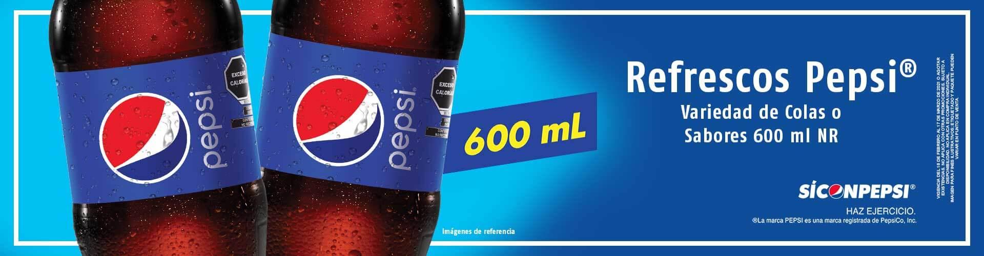 OXXO Home Pepsi P3 2021