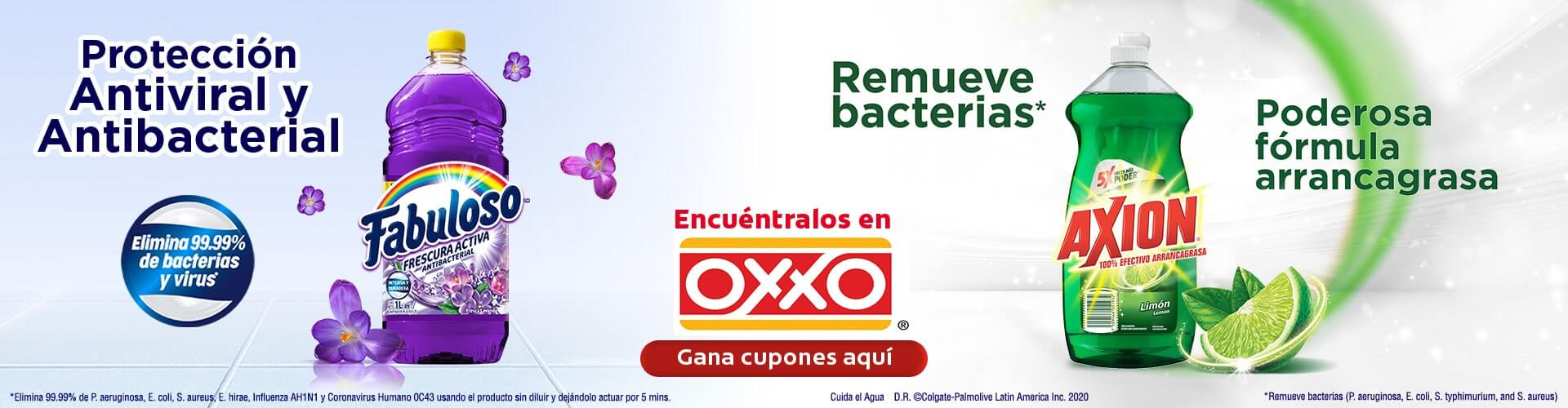 OXXO Home Axion Fabuloso P1 2021