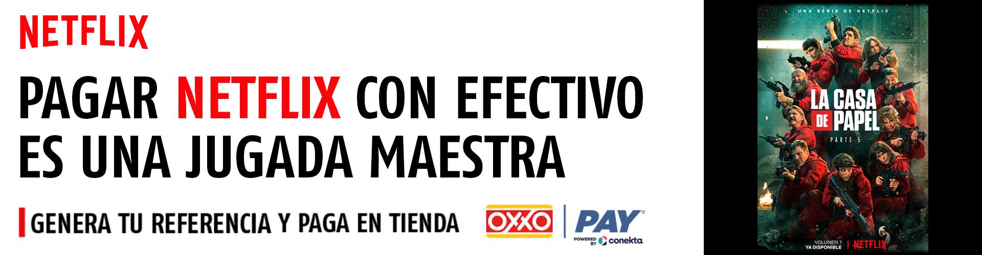 OXXO Home Netflix P10 2021