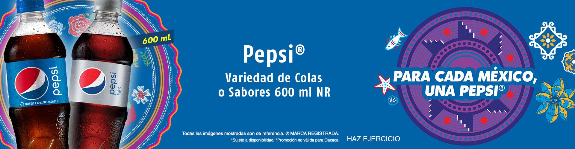 OXXO Pepsi Banner P11 2020