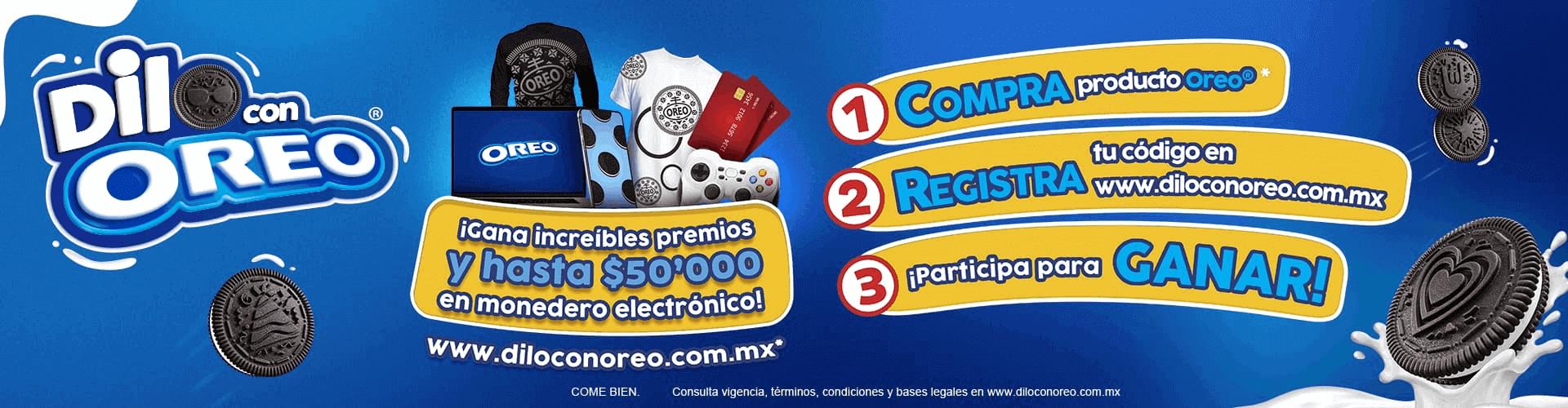 OXXO Promociones Oreo P11 2021
