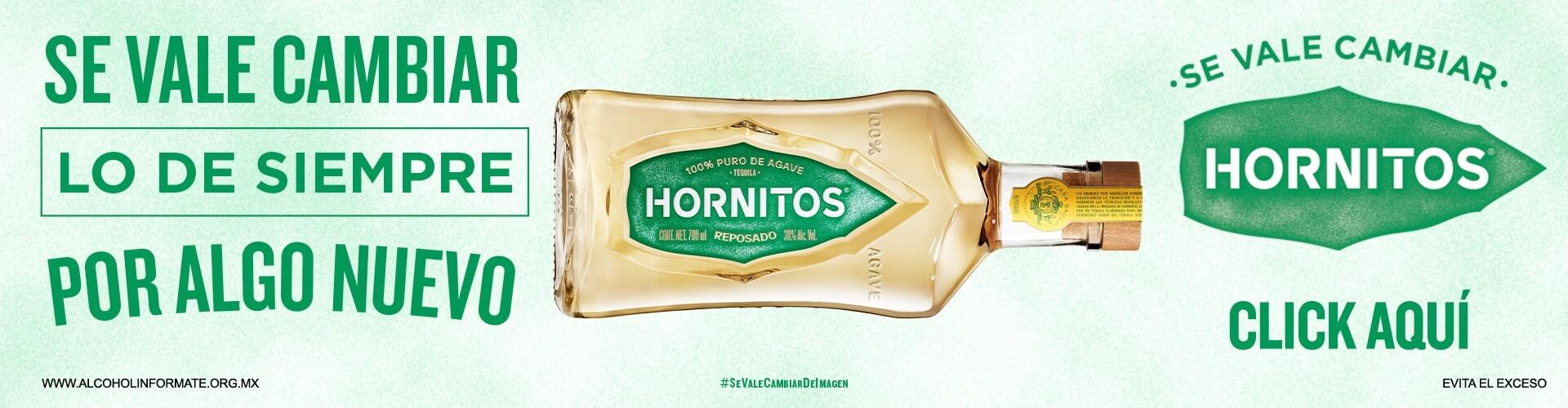 OXXO Tequila Hornitos Banner Reunión P10 2020