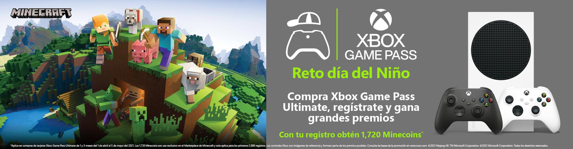 OXXO Reunion XBOX gris P4 2021