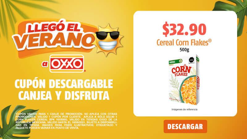 Cupon P8 2021 32 90 Corn Flakes 500gr