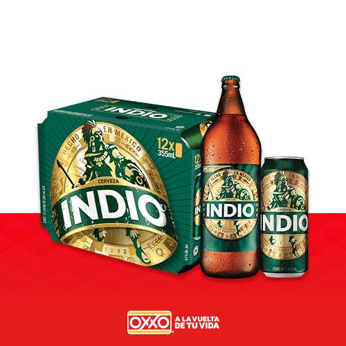 Promocion Cerveza Indio