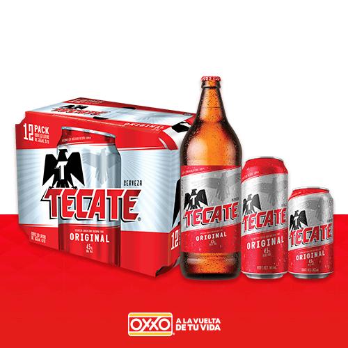 Promocion Cerveza Tecate
