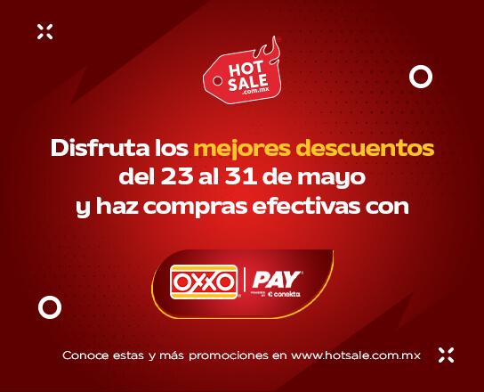 OXXO Pay Buen Fin
