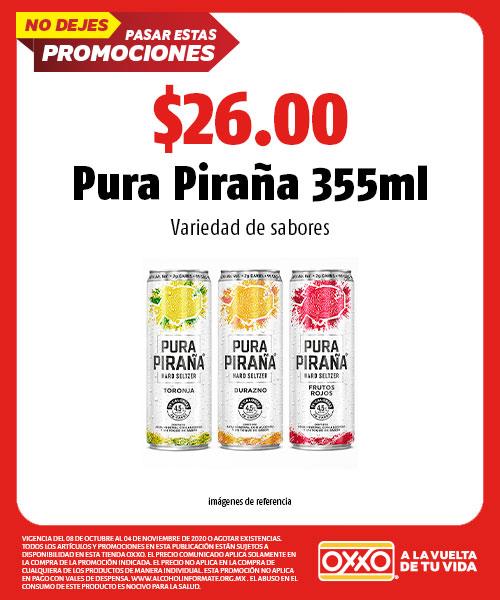Pura Piraña 355ml