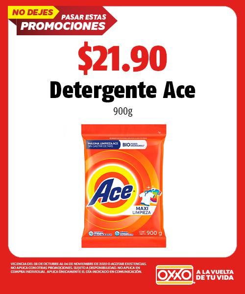 Detergente Ace