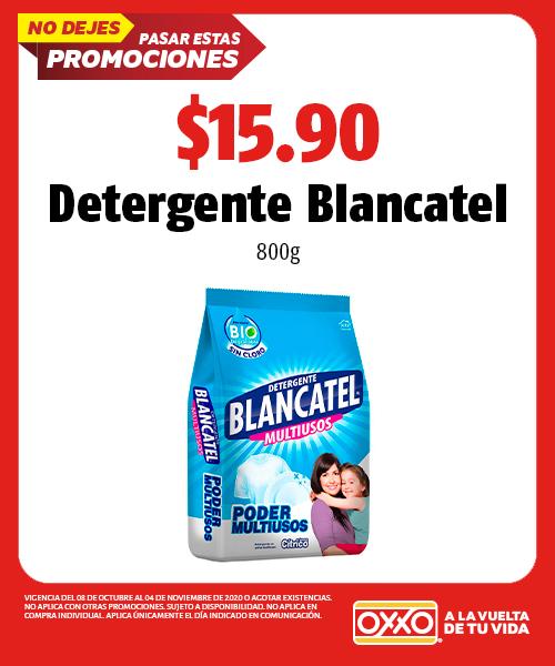 Detergente Blancatel