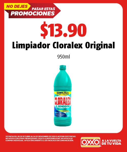 Limpiador Cloralex Original