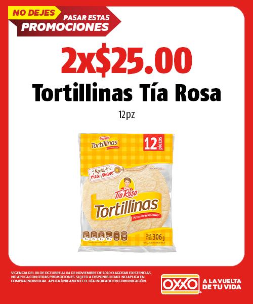 Tortillinas Tía Rosa