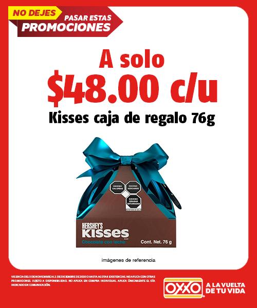 Kiss Caja de regalo 76g
