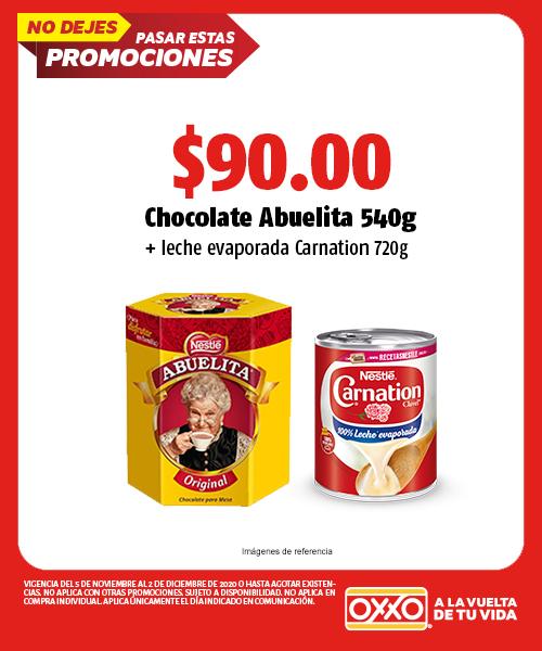Chocolate Abuelita 540gr