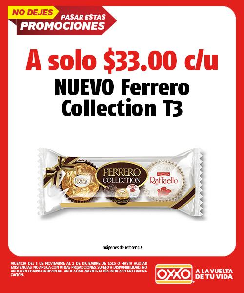 NUEVO Ferrero Collection T3