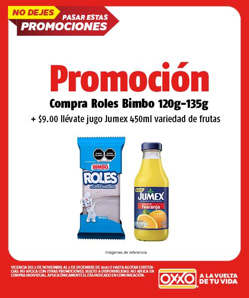 Compra Roles Bimbo 120-135 gr