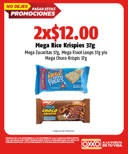 Mega Rice Krispie 37g,