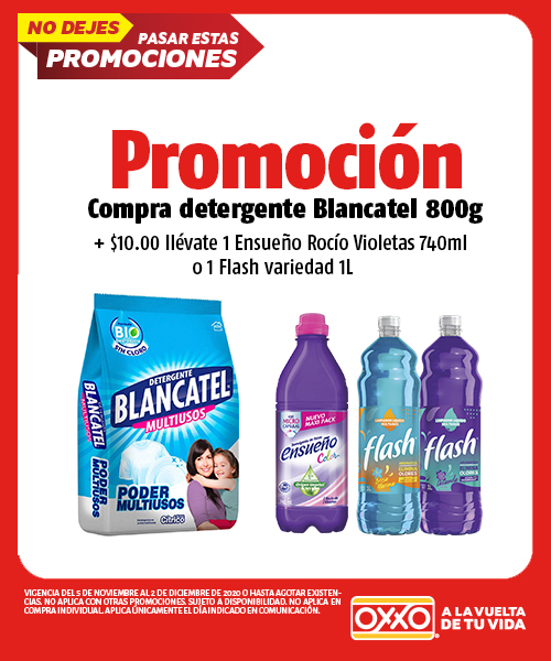 Compra Detergente Blancatel 800gr