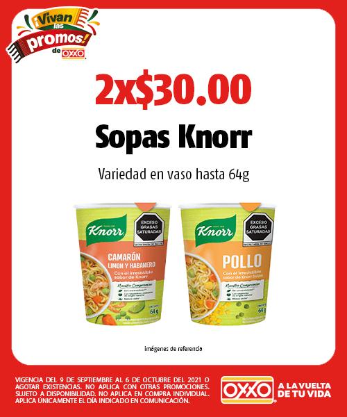 Sopa Knorr