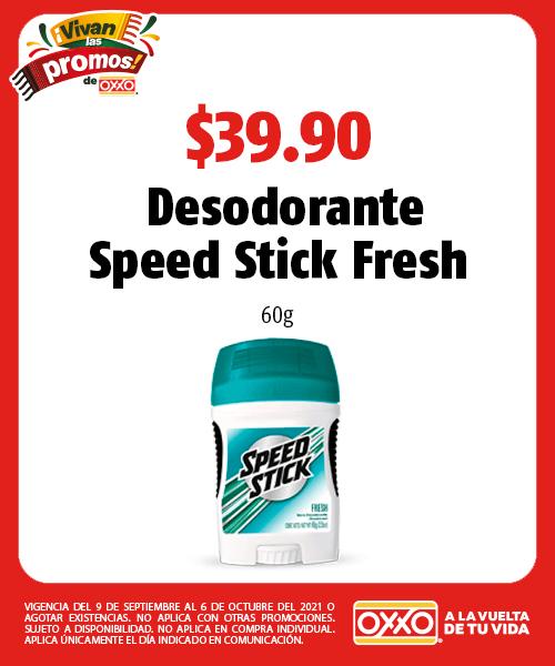 Desodorante Speed Stick Fresh