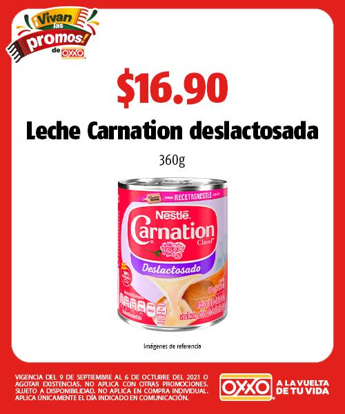 Leche Carnation deslactosada