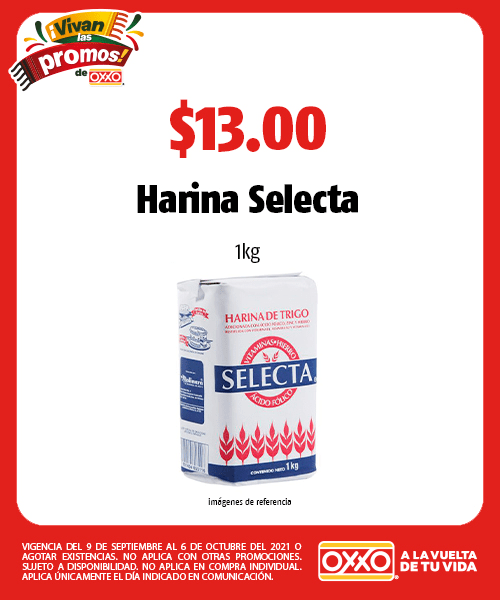 Harina Selecta