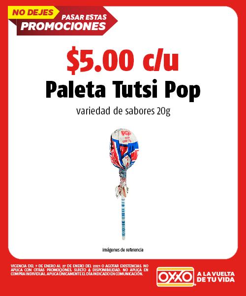 Paleta Tutsi Pop
