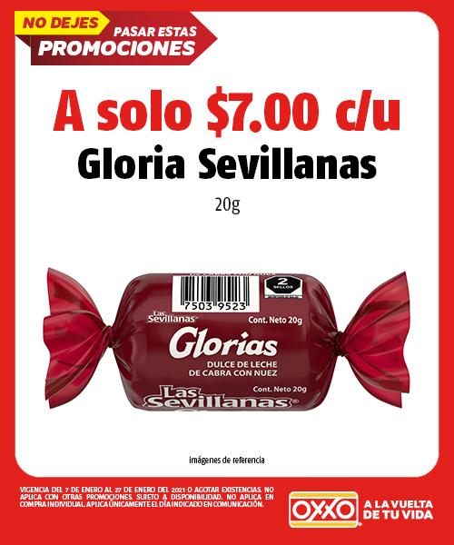 Gloria Sevillanas 20gr
