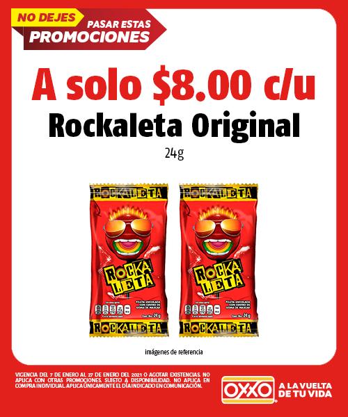 Rockaleta Original