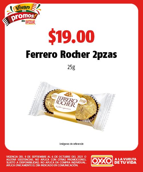 Ferrero Rocher 2pzas