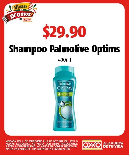 Shampoo Palmolive Optims
