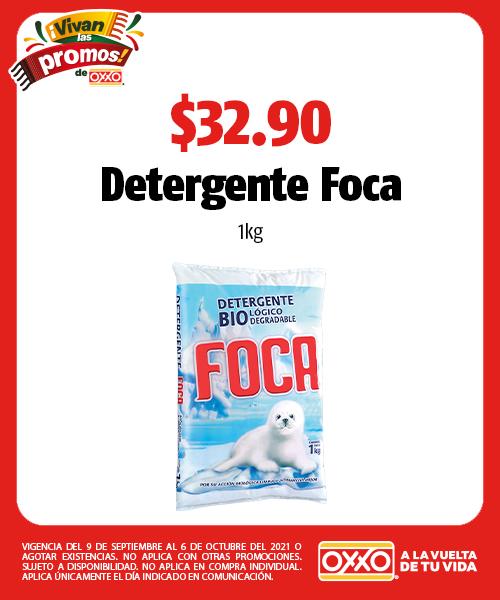 Detergente Foca