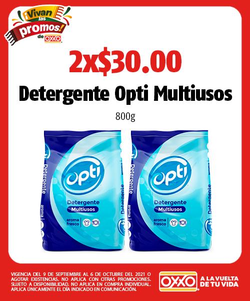 Detergente Opti Multiusos