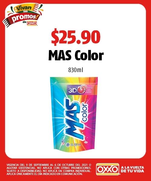 MAS Color