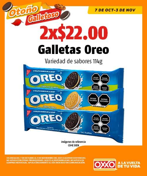 Galletas Oreo