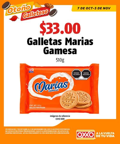 Galletas Marias Gamesa