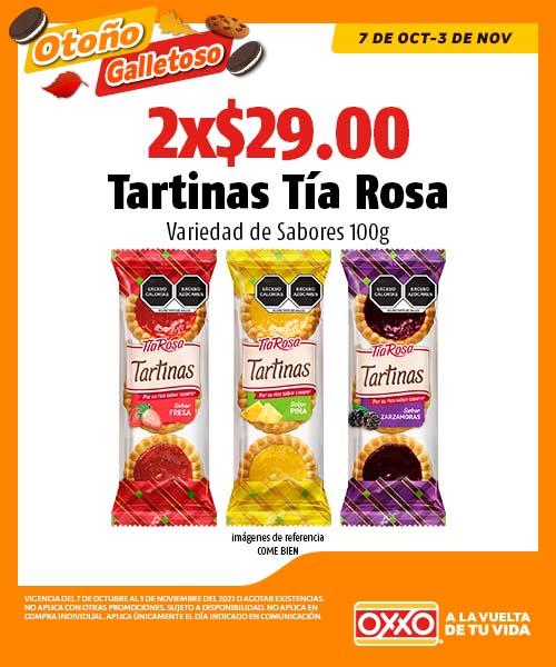 Tartinas Tía Rosa