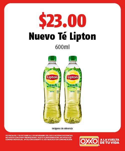 Nuevo Té Lipton