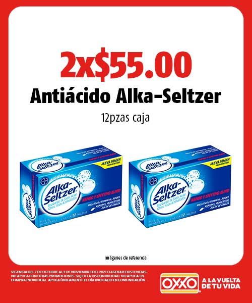 Antiácido Alka Seltzer
