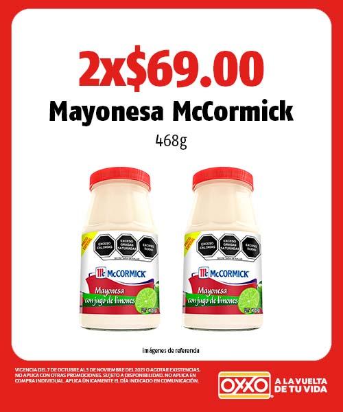 Mayonesa McCormick