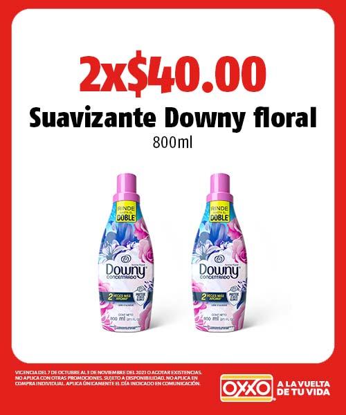 Suavizante Downy floral