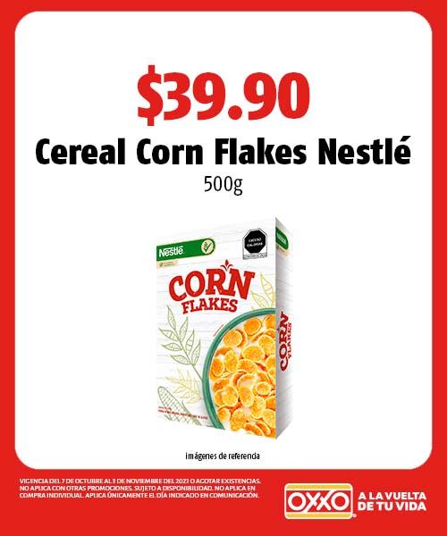 Cereal Corn Flakes Nestlé