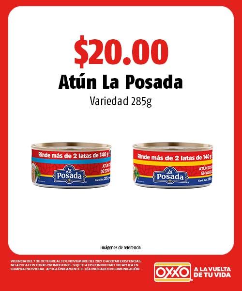 Atún La Posada