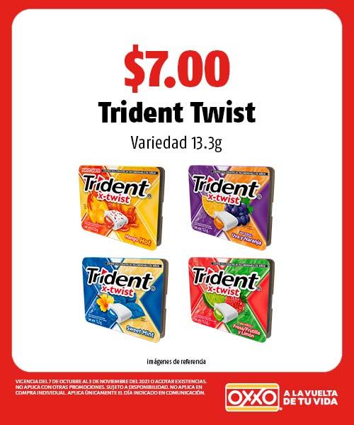 Trident Twist