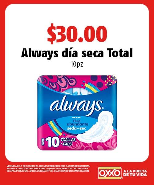 Always día seca Total