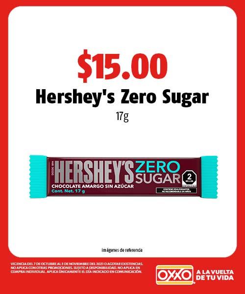 Hershey's Zero Sugar