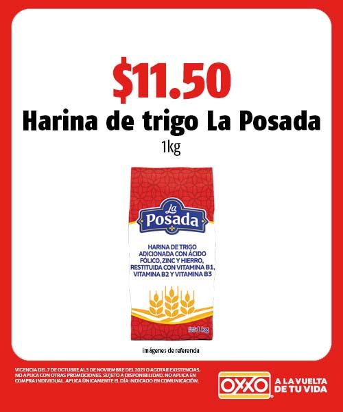 Harina de trigo La Posada